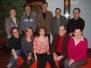 Johtokunnan avauskokous 2009